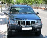 se vende JEEP GRAND CHEROKEE 3.1