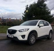 Monitor evento MAZDA CX-5