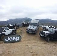 Organizacion e instructores curso 4x4 JEEP